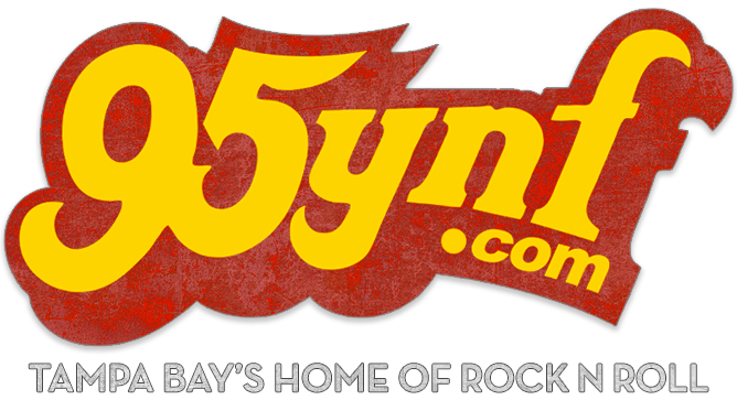 Tampa Bay Radio Station - 95ynf The Home Of Rock N Roll